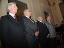Ex presidentes de la República