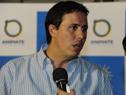 Prosecretario de la Presidencia, Diego Cánepa en declaraciones a la prensa