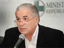 Ministro de Salud Pública, Jorge Venegas.