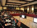 Autoridades y delegaciones
