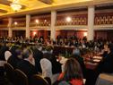 Plenario de los Presidentes en el Salón del edificio MERCOSUR.