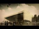 Presentación del resultado del concurso de ideas del complejo Antel Arena.