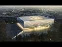Presentación del resultado del concurso de ideas del complejo Antel Arenas.