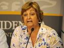 Ministra de Turismo y Deporte, Liliam Kechichian