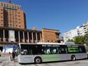 Movilidad eléctrica en transporte público