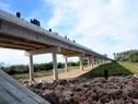 Mujica inauguró puente que elimina riesgos por inundaciones del río Santa Lucía