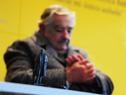 Mujica participó en la inauguración del museo y centro cultural Casa de Artigas en Sauce