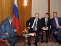 Encuentro Mujica-Putin