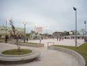 El Presidente de la República José Mujica, junto a autoridades inauguraron la Plaza de Deportes No 11 del Cerro