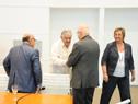 Presidente José Mujica recibió a una delegación de Armenios