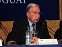 Presidente del BROU, Julio César Porteiro