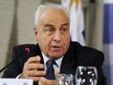 Titular de Transporte y Obras Públicas, Víctor Rossi, en Consejo de Ministros abierto