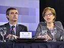 Titular de Desarrollo Social, Marina Arismendi, en Consejo de Ministros abierto