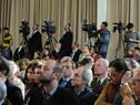 Prensa presente en el Consejo de Ministros