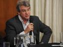 Representante de CALCAR, Hugo Pareschi
