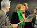 Presentación del Programa de Promoción del Aprendizaje y Servicio Solidario en Uruguay