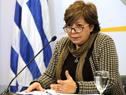 Coordinadora de bancada de Diputados del Frente Amplio, Susana Pereyra