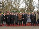 Presidente Vázquez encabezó el acto de 190° Aniversario de la Declaratoria de la Independencia