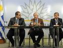Astori y García se reunieron con diputados de la oposición