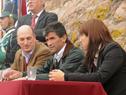 Vicepresidente Raúl Sendic, presente en el acto