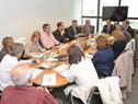 Reunión de la Junta Nacional de Emergencias y Reducción de Riesgos