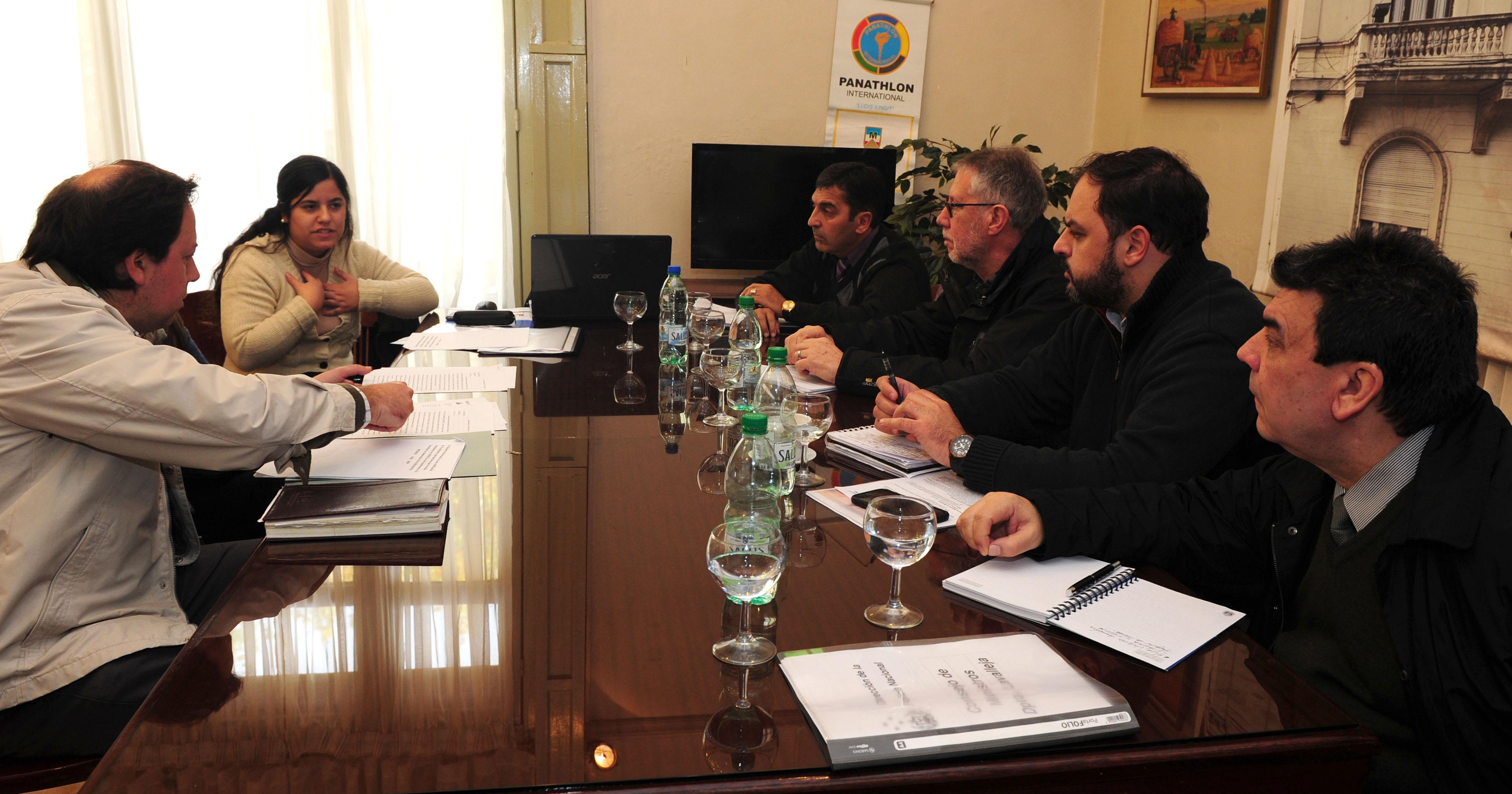 Autoridades del ministerio del interior recibieron for Portal del ministerio del interior