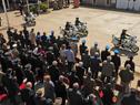 Celebración del 62º aniversario de Policía de Tránsito
