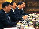Presidente de China, Xi Jinping se dirige a los presentes