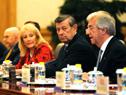 Presidentes de Uruguay, Tabaré Vázquez hace uso de la palabra