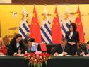 Firma de acuerdos bilaterales