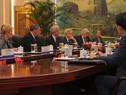 Presidente Vázquez y delegación uruguaya se reunió con primer ministro chino, Li Keqiang