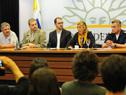 Sismóloga del Observatorio Geofísico del Uruguay, Leda Sánchez