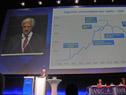 Presidente Vázquez expone en la Conferencia Mundial de Cáncer de Pulmón en Viena