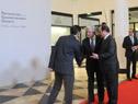 Presidente Tabaré Vázquez es recibido por su par francés, François Hollande