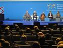 Tabaré Vázquez diserta sobre Gobierno de Cercanía en París