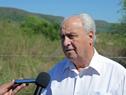 Ministro Víctor Rossi detalló avances en las obras de recuperación de la ruta 30