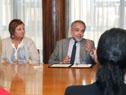 Subsecretario de Relaciones Exteriores, José Luis Cancela