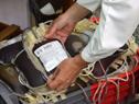 Donación de sangre del Servicio Nacional de Sangre