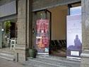 Museo del Tango ubicado en el hall del Palacio Salvo