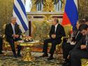 Entrevista Vázquez - Putin