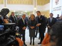 Presidente Vázquez fue recibido por la presidenta del Consejo de la Federación Rusa, Valentina Matviyenko