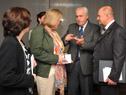 Ministro Víctor Rossi recibió al viceministro de Transporte alemán