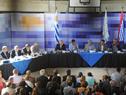 Consejo de Ministros abierto en el Liceo San Luis