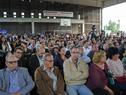 Asistentes al Consejo de Ministros abierto en San Luis, Canelones