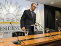 Presidente de la Junta Nacional de Drogas (JND), Juan Andrés Roballo