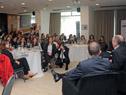 Asistentes a las Primeras Jornadas de Gestión Humana en Administración Pública
