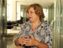 Presidenta de la ATD, Beatriz Costabel