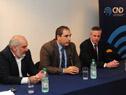 Wilson Netto, Pablo Ferreri y Germán Benítez