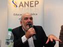 Presidente del Consejo Directivo Central de la Administración Nacional de Educación Pública (ANEP), Wilson Netto