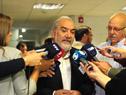 Wilson Netto en declaraciones a la prensa